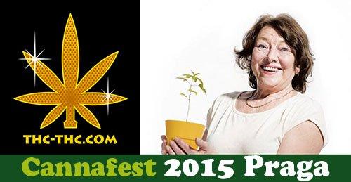 cannafest 2015, Praga, festiwal, targi, konopi
