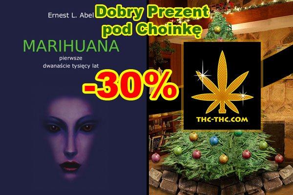 książka, marihuana, o marihuanie