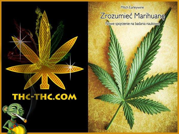 książka, o marihuanie, zrozumieć marihuanę