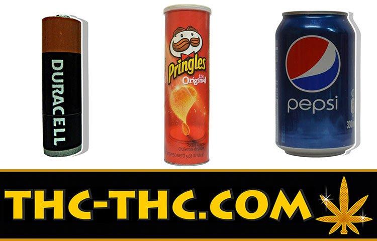 Schowki, Skrytki, Pudełka, Duracell Schowek, Chipsy Schowek, Puszka Pepsi Schowek