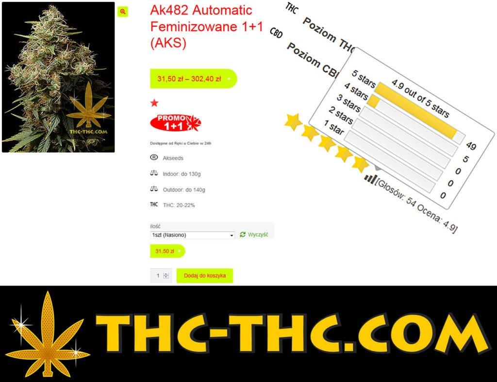 Oceny, Ocena, Ranking, Rankingi, Nasion, Nasiona, Marihuany, Konopi, Cannabis, Sklepie, Sklep, THC, THC-THC