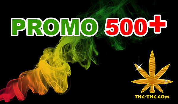 nasiona marihuany, konopi, promocja, 500, plus