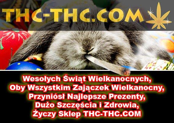 Życzenia Wielkanocne, THC Sklep