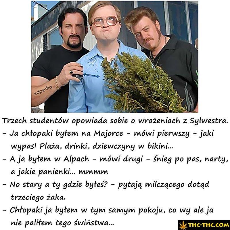 Humor, Marihuana, THC